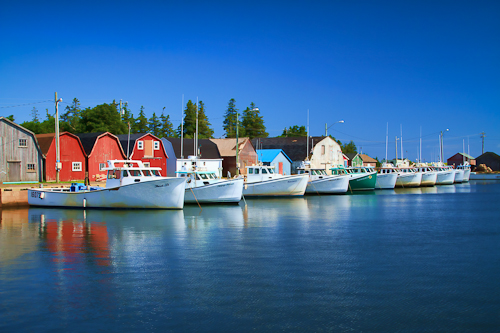 Prince Edward Island Weather August